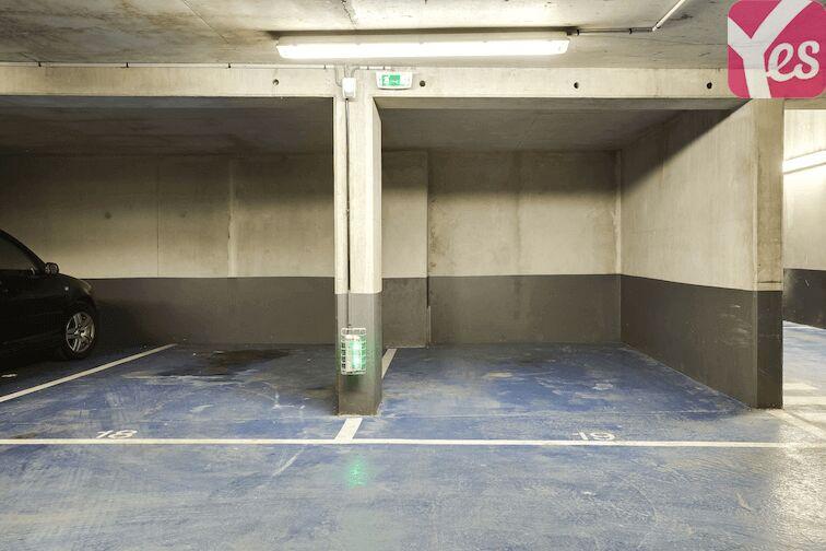 Parking Maraîchers garage