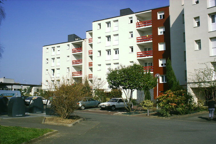 location parking Raoul Ponchon - Angers