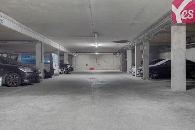 Parking Couronnes - Parc de Belleville sécurisé