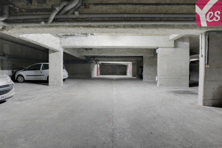 Parking Couronnes - Parc de Belleville pas cher