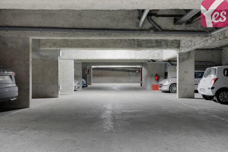 Parking Couronnes - Parc de Belleville avis