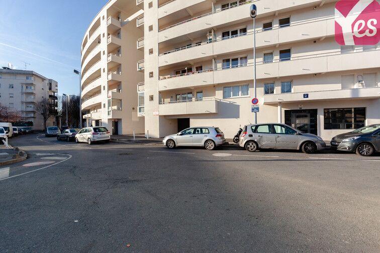 Parking Stade Jean Guimier - Nanterre - Aérien Nanterre