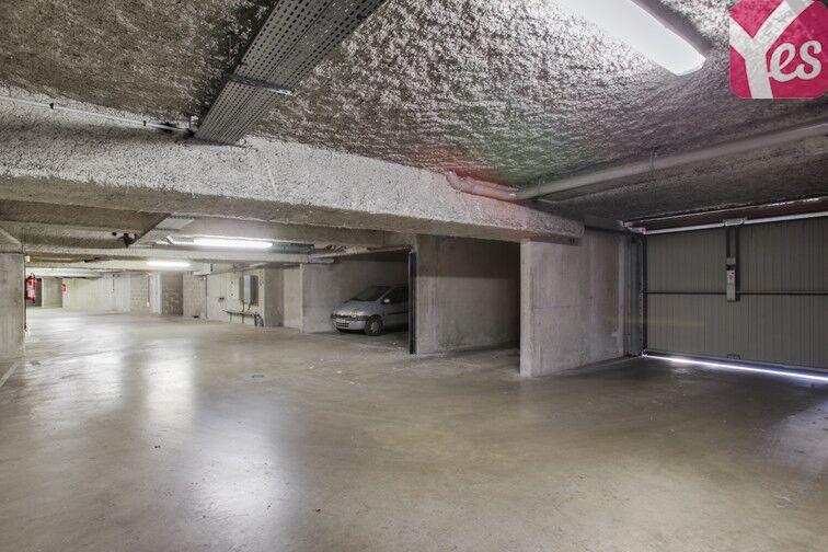 Parking Stade Jean Guimier - Nanterre - Aérien gardien