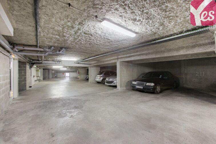 Parking Stade Jean Guimier - Nanterre - Aérien souterrain