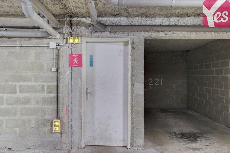 Parking Stade Jean Guimier - Nanterre - Aérien caméra