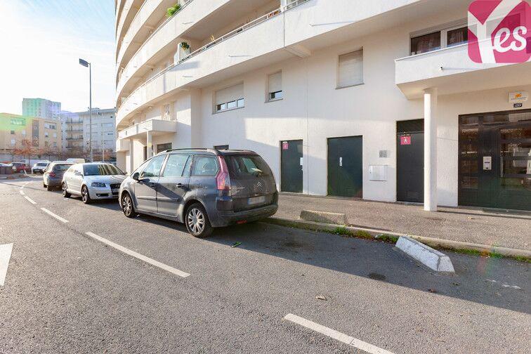 Parking Stade Jean Guimier - Nanterre - Aérien box