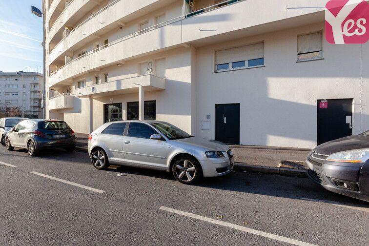 Parking Stade Jean Guimier - Nanterre - Aérien garage