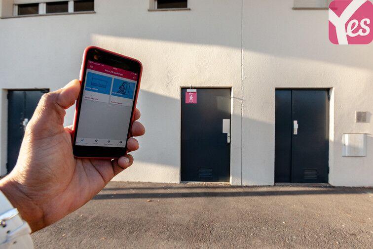 Parking Stade Jean Guimier - Nanterre - Aérien pas cher