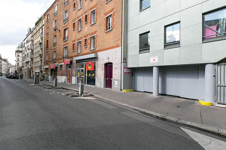 Parking Bastille - rue de la Roquette - Paris 11 souterrain