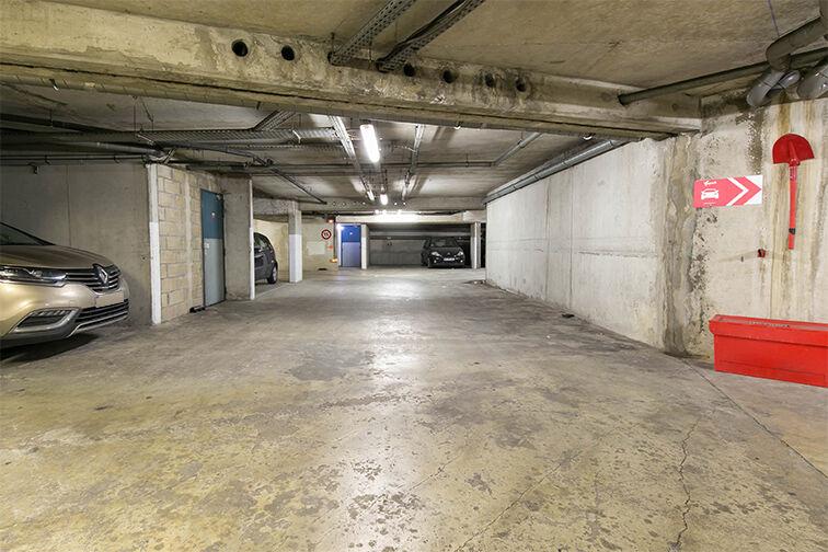 Parking Bastille - rue de la Roquette - Paris 11 sécurisé