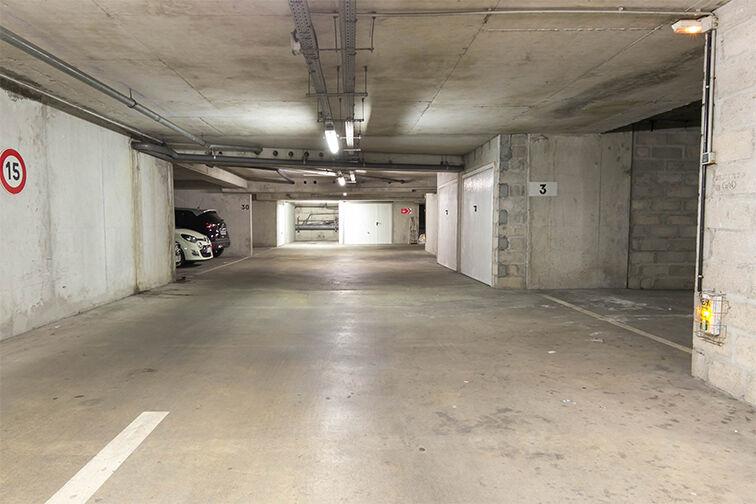 Parking Bastille - rue de la Roquette - Paris 11 location mensuelle