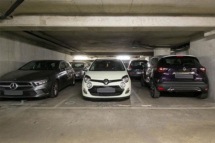 Parking Bastille - rue de la Roquette - Paris 11 6 rue du commandant Lamy