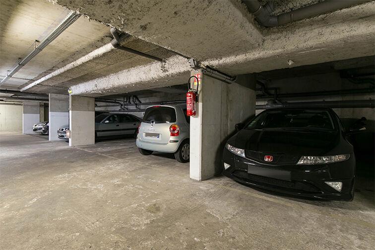 Parking Bastille - rue de la Roquette - Paris 11 75011