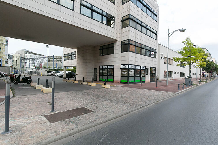 Parking Gare RER Issy - Issy-les-Moulineaux location mensuelle