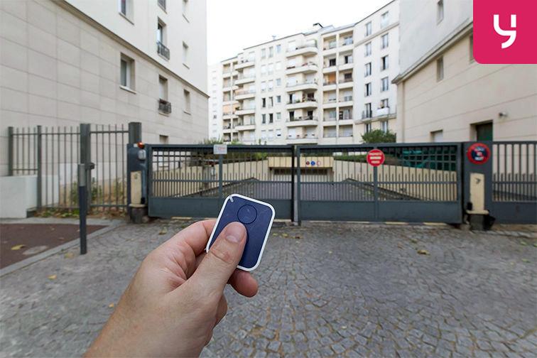 Location parking Rue Jacques Henri Lartigues - Issy-les-Moulineaux