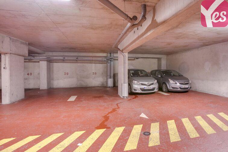Parking Gare de Courbevoie - boulevard de la Mission Marchand pas cher