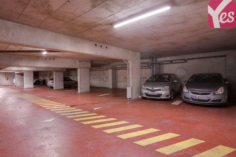 Parking Gare de Courbevoie - boulevard de la Mission Marchand location
