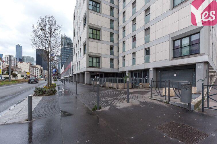 Parking Gare de Courbevoie - boulevard de la Mission Marchand avis