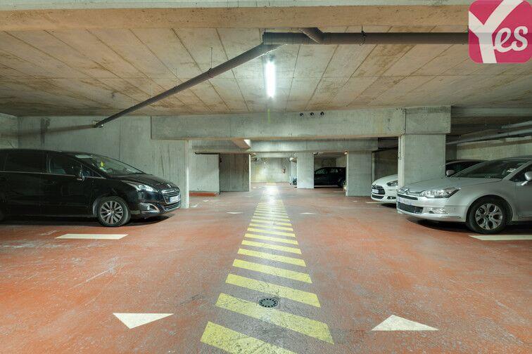 Parking Gare de Courbevoie - boulevard de la Mission Marchand 92400