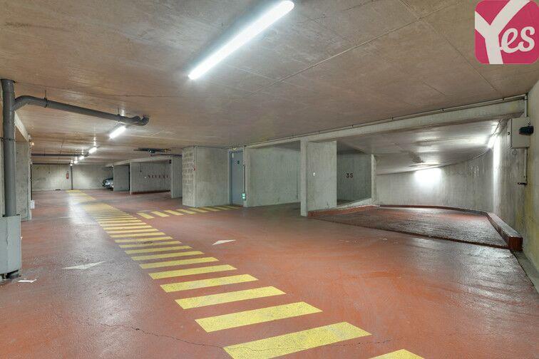 Parking Gare de Courbevoie - boulevard de la Mission Marchand location mensuelle