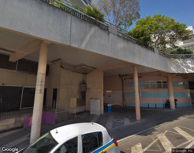 Parking Rue Molière - Courbevoie 24/24 7/7