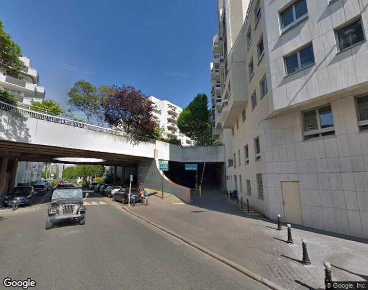 Parking Rue Molière - Courbevoie gardien