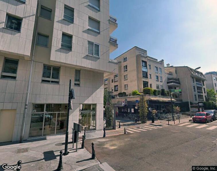 Parking Rue Molière - Courbevoie avis