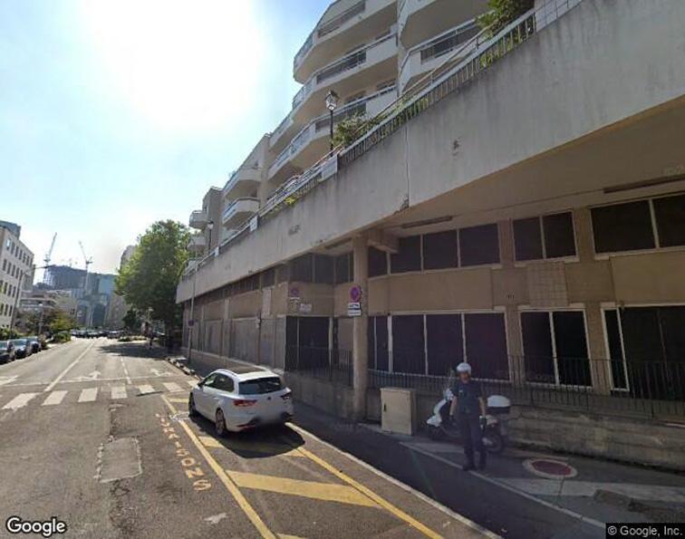 location parking Rue Molière - Courbevoie