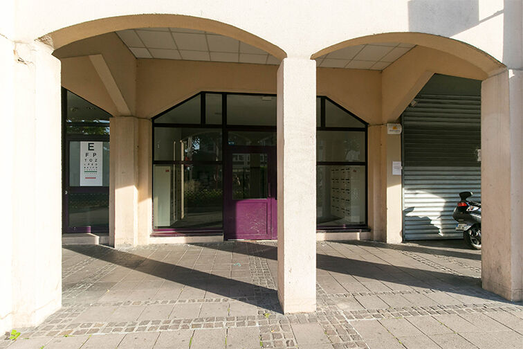Parking Avenue Paul Doumer - Rueil-Malmaison location mensuelle