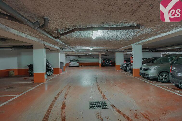Parking Métro Pierre et Marie Curie 24/24 7/7