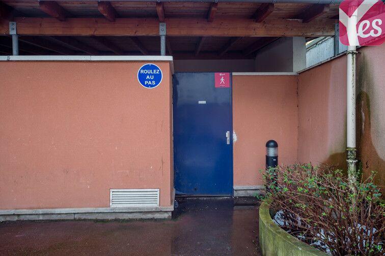 Parking Métro Pierre et Marie Curie Ivry-sur-Seine