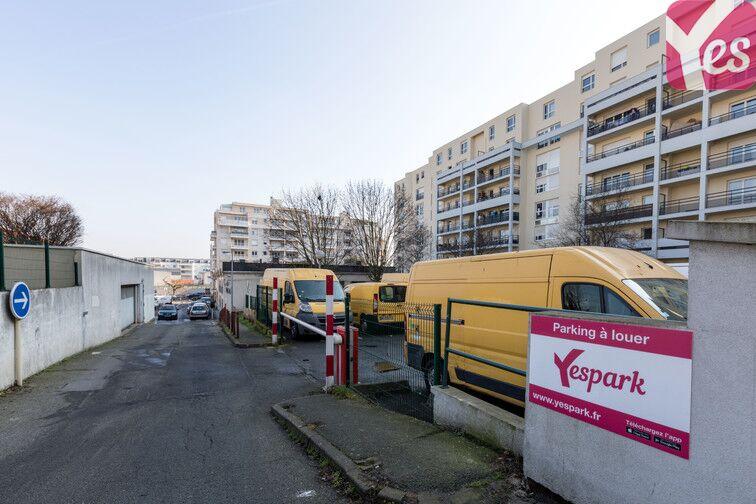 Parking Hôpital du Kremlin-Bicêtre gardien