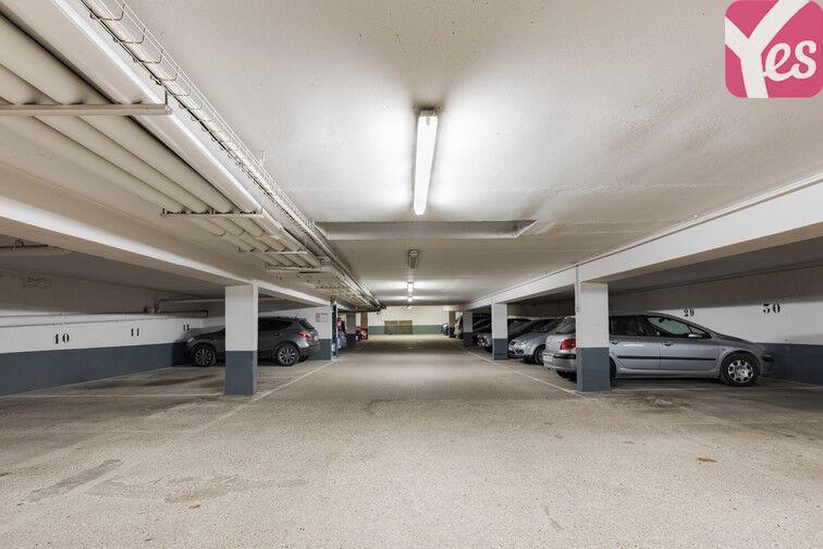 Parking Hôpital du Kremlin-Bicêtre location