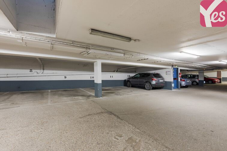 Parking Hôpital du Kremlin-Bicêtre avis
