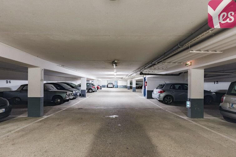 Parking Hôpital du Kremlin-Bicêtre location mensuelle