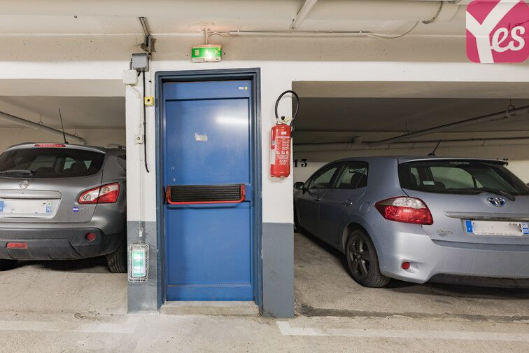Parking Hôpital du Kremlin-Bicêtre souterrain
