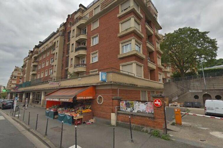 Parking Stade Edourd Clerville - Rue Marat - Ivry-sur-Seine 24/24 7/7