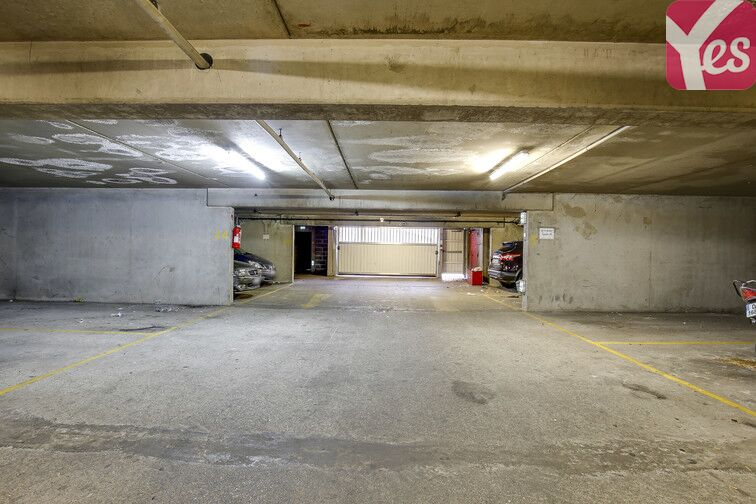 Parking Porte de la Chapelle - Paris 18 location