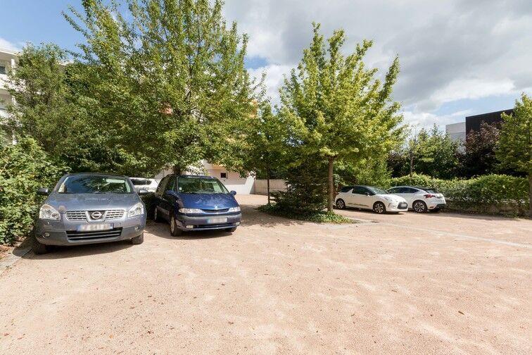 Parking Stade Marcel-Michelin - extérieur souterrain
