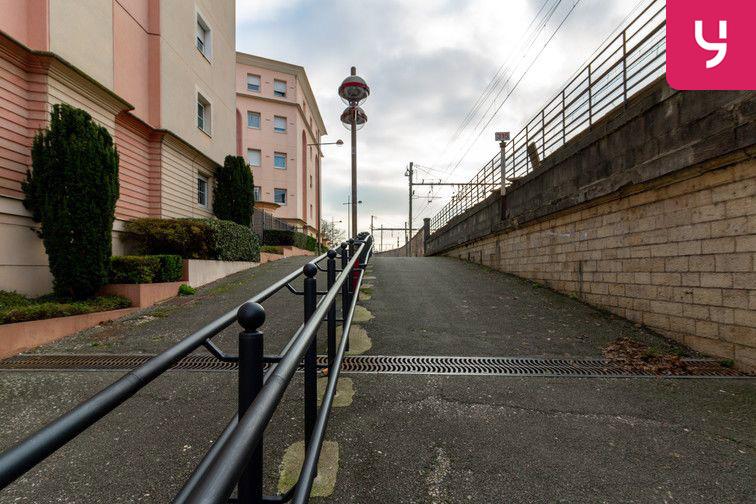 Parking Monge - Dijon (aérien) location
