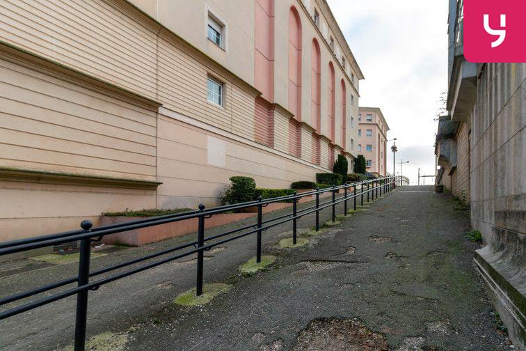 Parking Monge - Dijon (aérien) garage