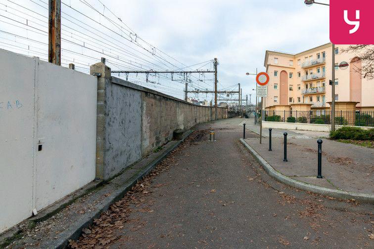 Parking Monge - Dijon (aérien) souterrain