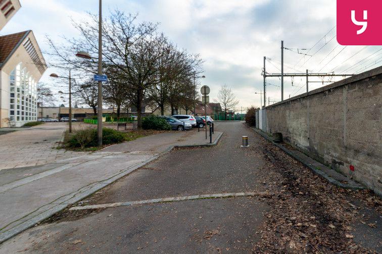 Parking Monge - Dijon (aérien) 21030