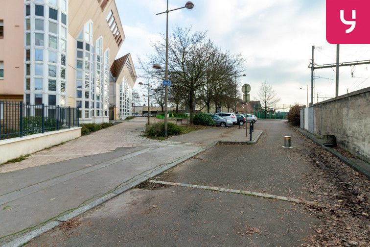 Parking Monge - Dijon (aérien) avis