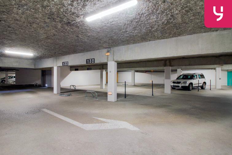 Parking Monge - Dijon à louer