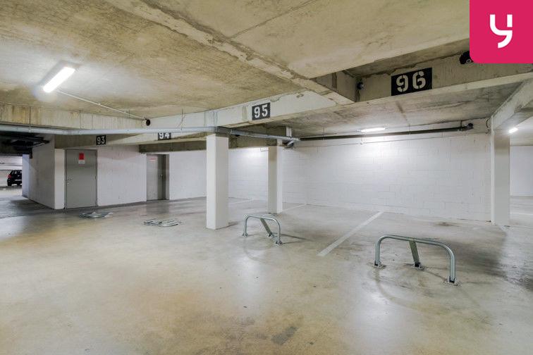 Parking Monge - Dijon garage