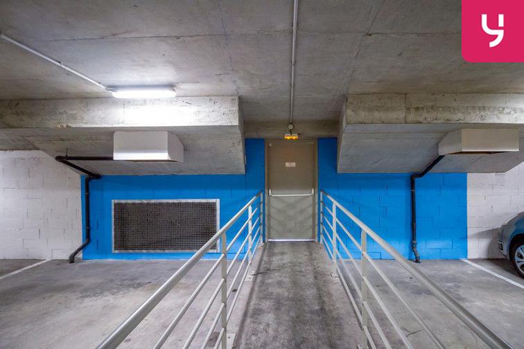 Parking Monge - Dijon 24/24 7/7