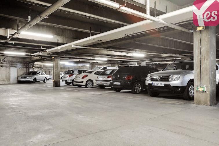 Parking Ménilmontant - Jardin des Amandiers en location