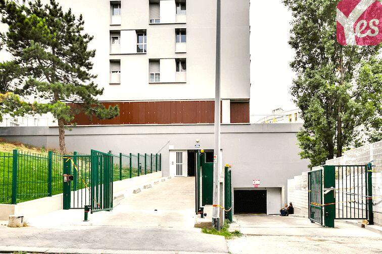Parking Ménilmontant - Jardin des Amandiers gardien