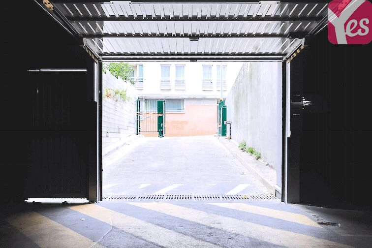 Parking Ménilmontant - Jardin des Amandiers garage